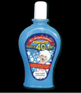 fun artikelen 40 jaar Fun shampoo 40 jaar vrouw | Feestgeest fun artikelen 40 jaar